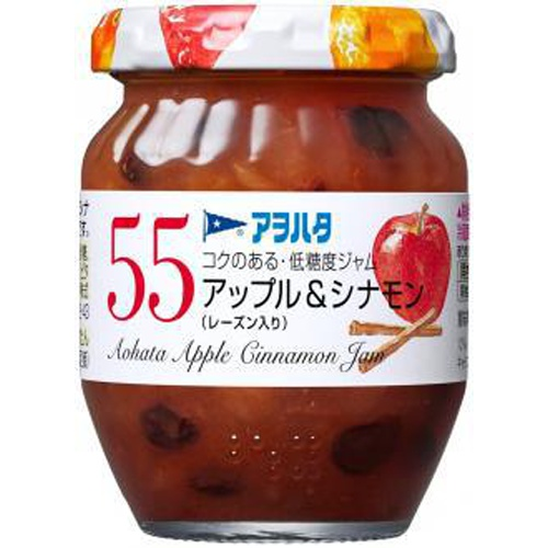 アヲハタ 55アップル&シナモン 150g