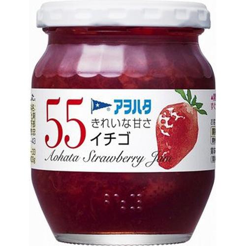 アヲハタ 55イチゴ 250g