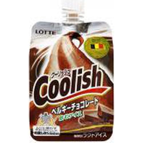 ロッテ クーリッシュベルギーチョコレート140