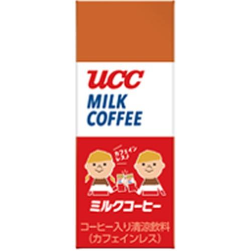 UCC ミルクコーヒー ABパック200ml