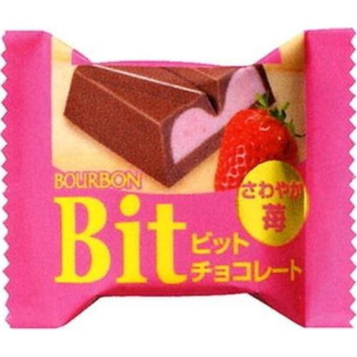 ブルボン ビット さわやか苺15g