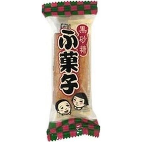 やおきん ふ菓子(黒糖)