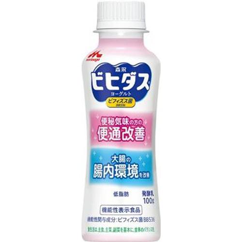 森乳 ビヒダスYG便通改善ドリンク 100g
