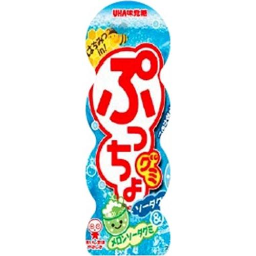 味覚糖 ぷっちょグミ ソーダ容器40g