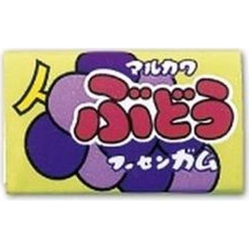 丸川製菓 ぶどうガム
