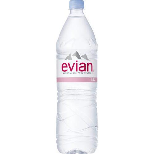 エビアン 1.5L