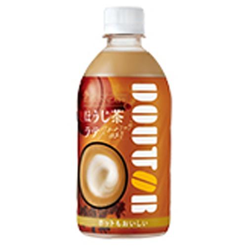 ドトール シーズンカフェほうじ茶ラテP480ml【10/26 新商品】