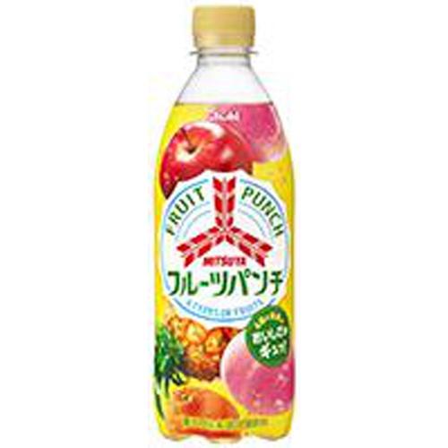 三ツ矢 フルーツパンチ P500ml【11/09 新商品】
