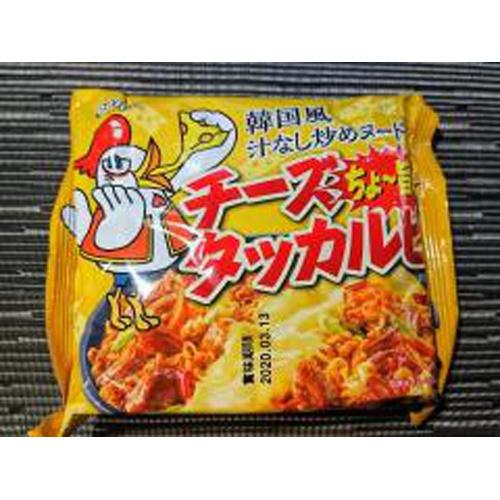 韓国風チーズタッカルビ麺 140g