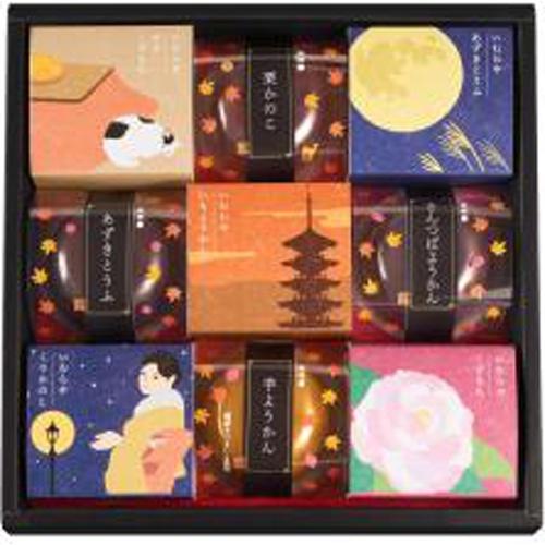 井村屋 和菓子の彩 WIR15