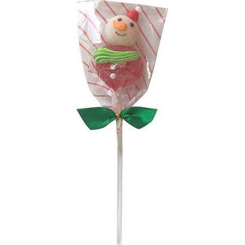 芥川製菓 クリスマスゼリー雪だるま【10/19 新商品】
