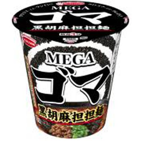 エース MEGAゴマ 黒胡麻担担麺