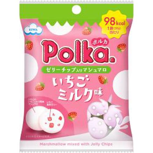 エイワ ポルカ(いちごミルク)30g
