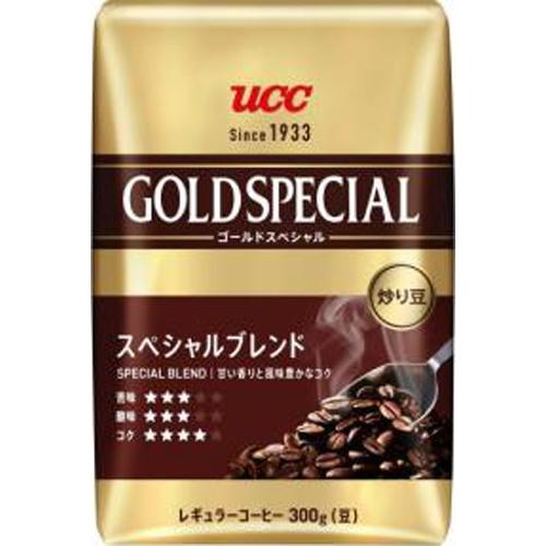 UCC 炒り豆 ゴールドスペシャル300g