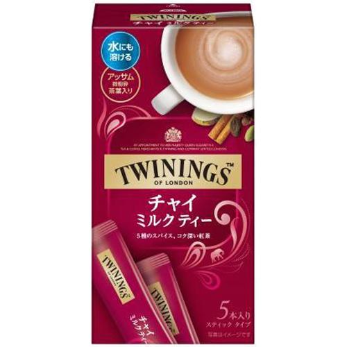 トワイニング チャイミルクティー5本【10/08 新商品】