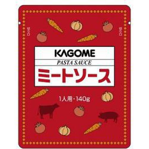 カゴメ ミートソース 140g業務用【10/08 新商品】
