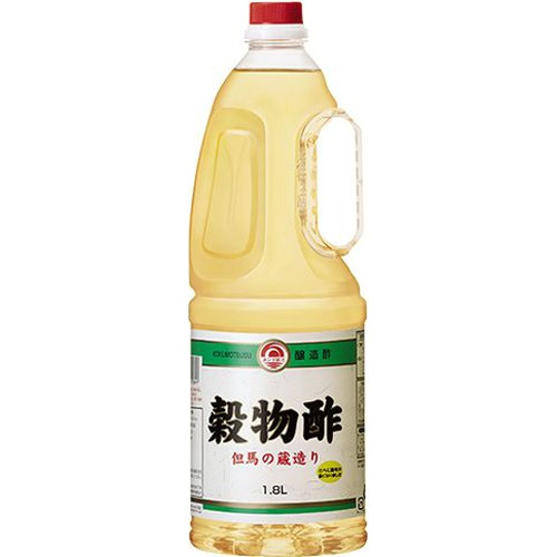 日の出 穀物酢ペット 1.8L