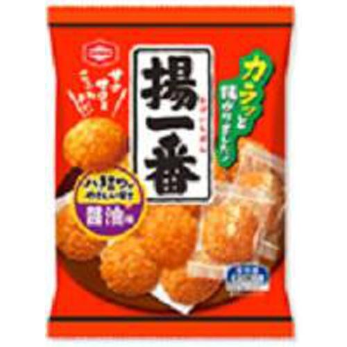 亀田製菓 揚一番N 138g