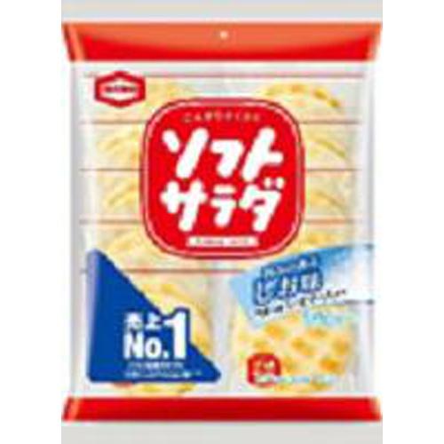 亀田製菓 ソフトサラダN 20枚