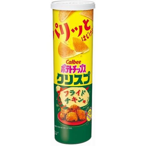 カルビー ポテトCクリスプフライドチキン 115g【11/22 新商品】