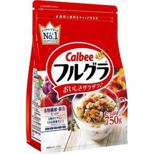 カルビー フルグラ 750g【11/01 新商品】