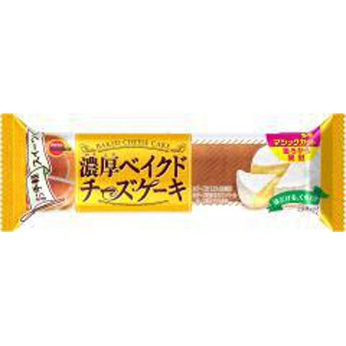 ブルボン 濃厚ベイクドチーズケーキ 1個【10/05 新商品】