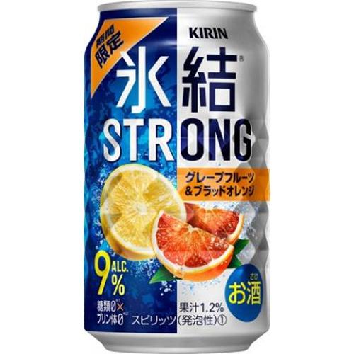 氷結ストロング GF&ブラッドオレンジ 350ml