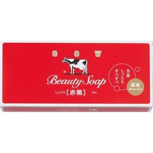 牛乳石鹸 カウブランド 赤箱6コ