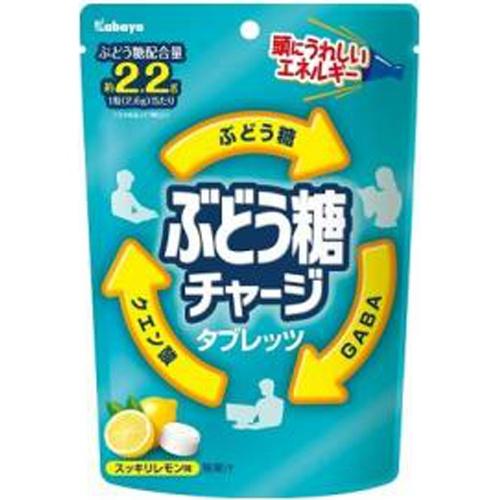 カバヤ ぶどう糖チャージタブレッツ 79g