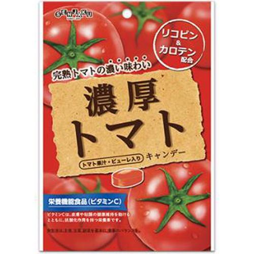 扇雀飴 濃厚トマトキャンデー 85g
