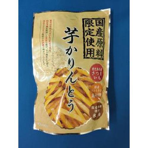 坂金 国産芋かりんとう 140g