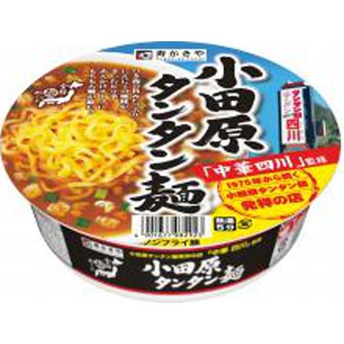 寿がきや 全国麺めぐり小田原タンタン麺