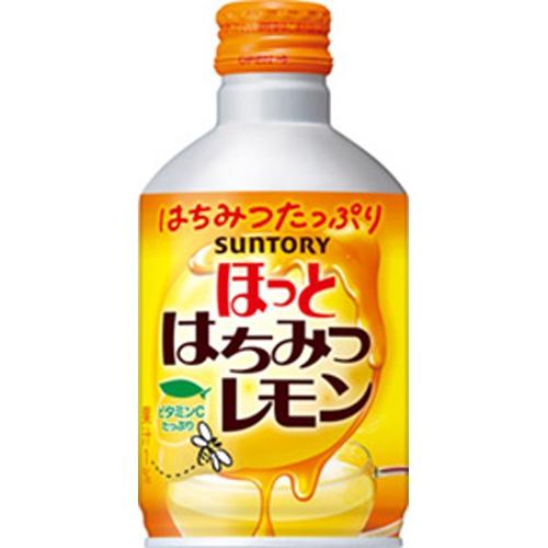 サントリーフーズ ほっとはちみつレモン B缶290g