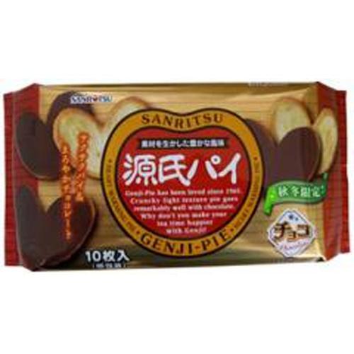 三立製菓 源氏パイチョコ 10枚