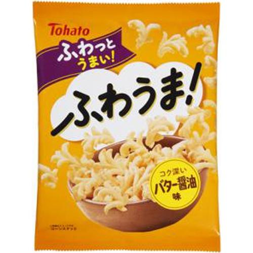 東ハト ふわうま! バター醤油味60g