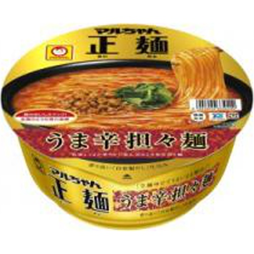 マルちゃん 正麺カップ うま辛担々麺