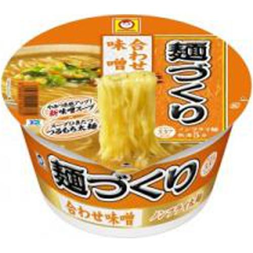 マルちゃん 麺づくり 合わせ味噌