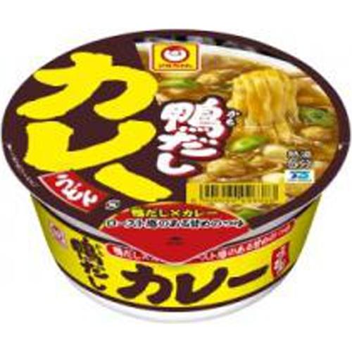 マルちゃん 鴨だしカレーうどん【10/25 新商品】
