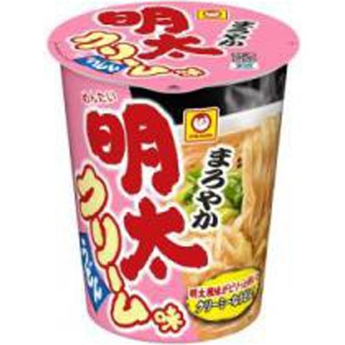 マルちゃん まろやか明太クリーム味うどん【10/11 新商品】