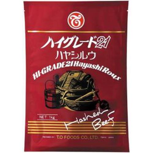 テーオー ハイグレード21ハヤシルウ1kg業務用【10/09 新商品】