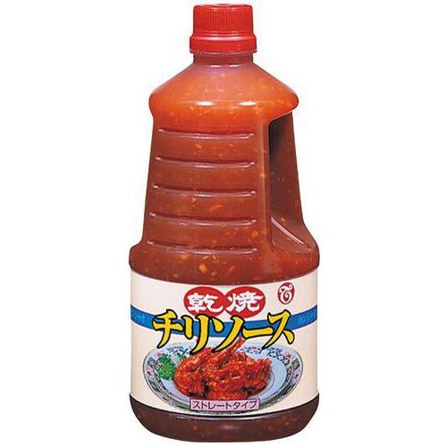 テーオー チリソース 1050g業務用【10/09 新商品】