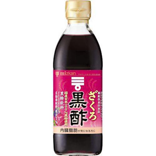 ミツカン ざくろ黒酢 500ml