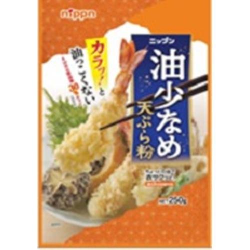 ニップン 油少なめ天ぷら粉 250g