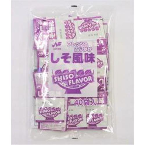 ニチフリ フレッシュふりかけ しそ風味40袋業務用【10/09 新商品】