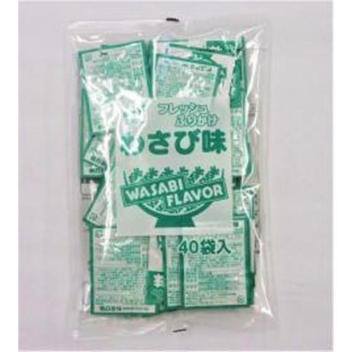 ニチフリ フレッシュふりかけ わさび風味40袋(業【10/09 新商品】