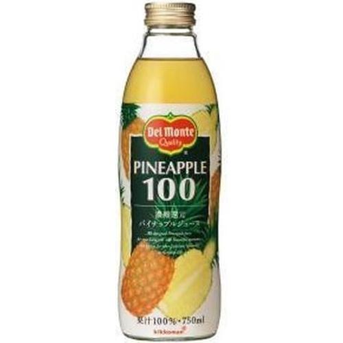 DM パイナップルジュース 750ml瓶