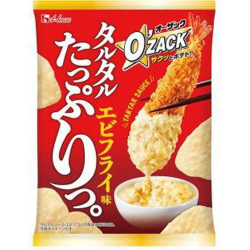 ハウス食品 オー・ザック エビフライ味 65g【09/20 新商品】