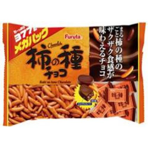 フルタ 柿の種 チョコメガパック377g