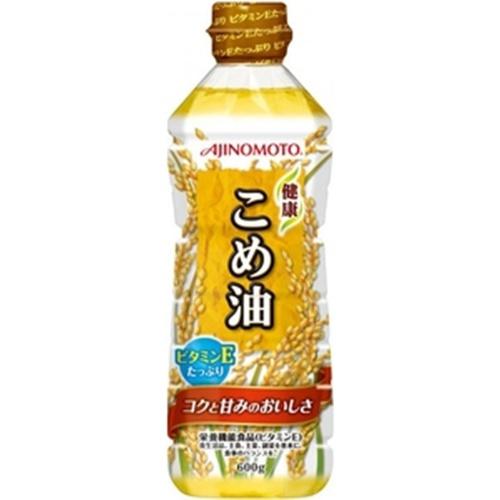 味の素 健康こめ油 600g