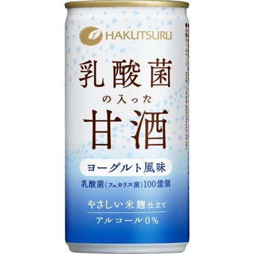 白鶴 乳酸菌の入った甘酒 190g